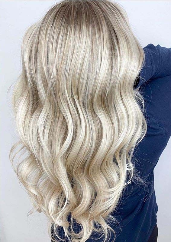 Awesome Vanilla Buttercream Blonde Hair Colors Trends For 2020 In