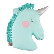 head of unicorn pillow - Cerca con Google