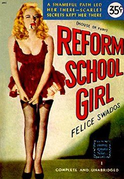 Buy Reform School Girl - 1948 - Pulp Novel Cover Poster in Cheap Price on m.alibaba.com