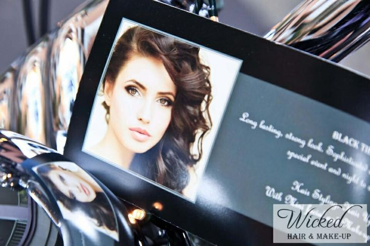 come and get your hair and make up done for a special occasion by our gorgeous team at wicked hair.