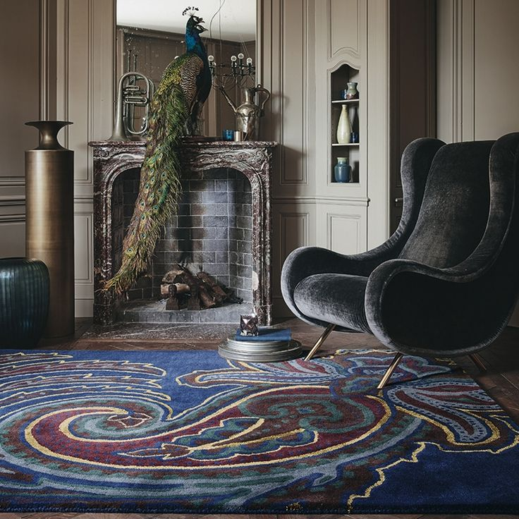 New Season Designer Rugs Available To Order Make A Statement With Bold Ted Baker Prints