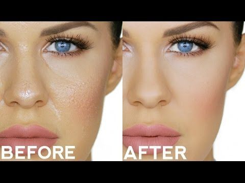 LIFE CHANGING FOUNDATION TRICK FOR OILY SKIN!! STOP YOUR MAKEUP GETTING SHINY! - YouTube