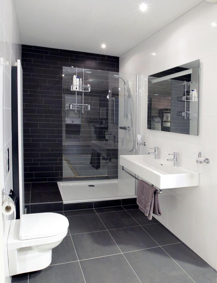 Ideeen voor kleine badkamers