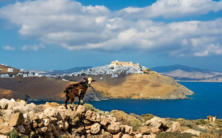 Astypalaia:The Butterfly of the Dodecanese - Greece Is