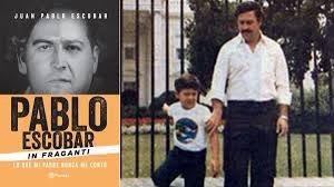 PABLO ESCOBAR / Juan Pablo Escobar .... Siguiendo la estela de su libro anterior, Juan Pablo Escobar reco- ge en este historias y episodios desconoci- dos hasta ahora en torno a la casi guerra civil que vivióColombia hace ya tres décadas.