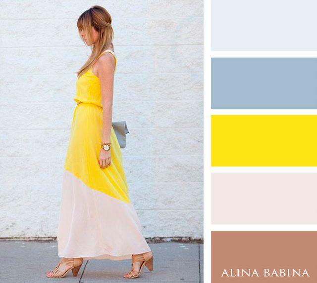 257 mejores imágenes sobre Color Palette Fashion en ...