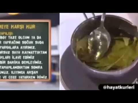 İbrahim Saraçoğlu Kireçlenmeye karşı bitki kürü - YouTube