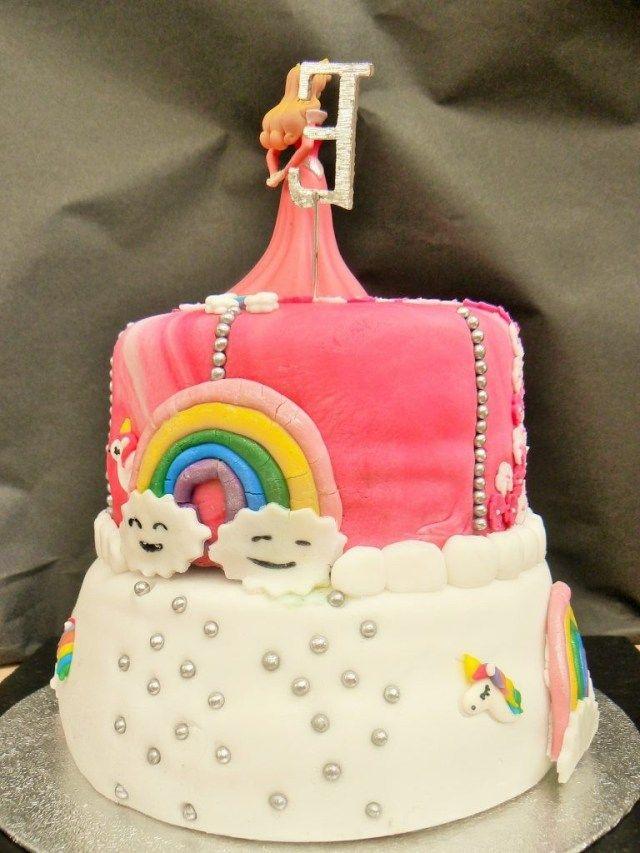 30 Wonderful Image Of Sleeping Beauty Birthday Cake Ginger Peachicks Easy Vegan Layered