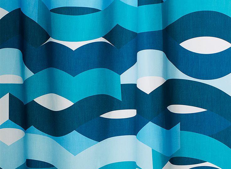 Ocean by Carl Johan Hane, for Borås cotton
