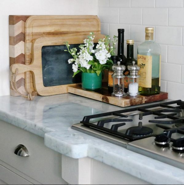 25 best ideas about Kitchen counter decorations on Pinterest