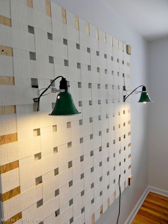 9 Best Craft Ideas From Vertical Blinds Off Cuts Images On