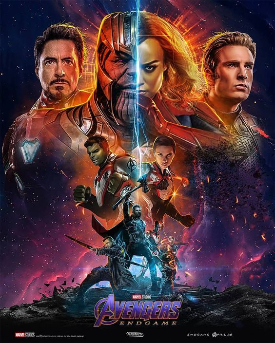 Avengers Endgame Stream German