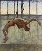 Eugene Jansson Ring gymnast I