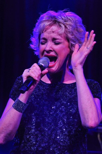 Two-time Tony winner Christine Ebersole gave a powerful performance at PBS' AMERICAN SONGBOOK session. (photo: Rahoul Ghose/PBS)