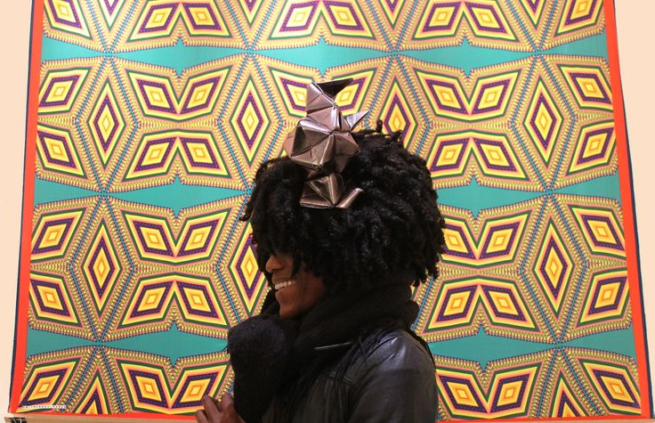 Gunmetal Origami headpiece www.theheadmistressboutique.com