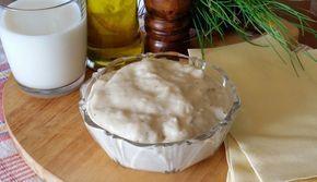 Ricetta besciamella con olio senza burro   Bechamel sauce with oil, no butter - recipe