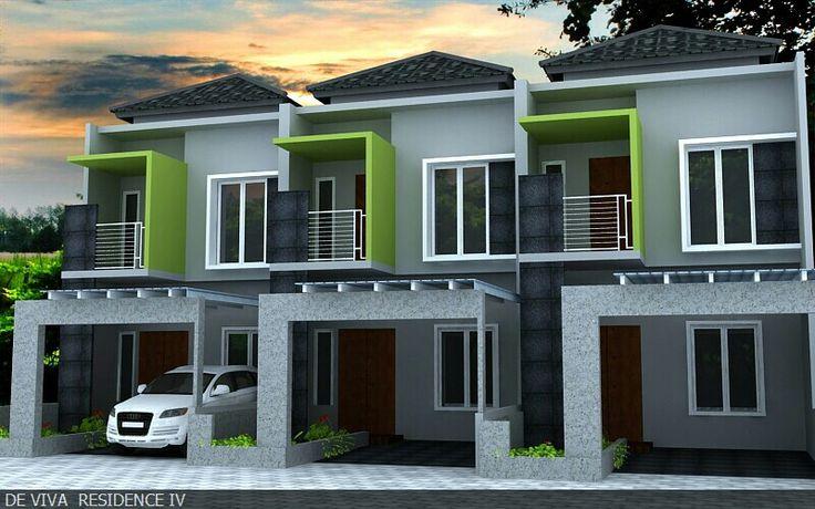 Desain rumah tropis moderen