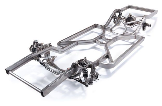 Art Morrison Chassis Next Upgrade For The Mustang Or The