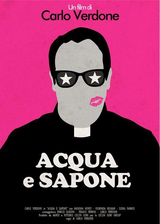 ACQUA E SAPONE - Carlo Verdone (1983) /