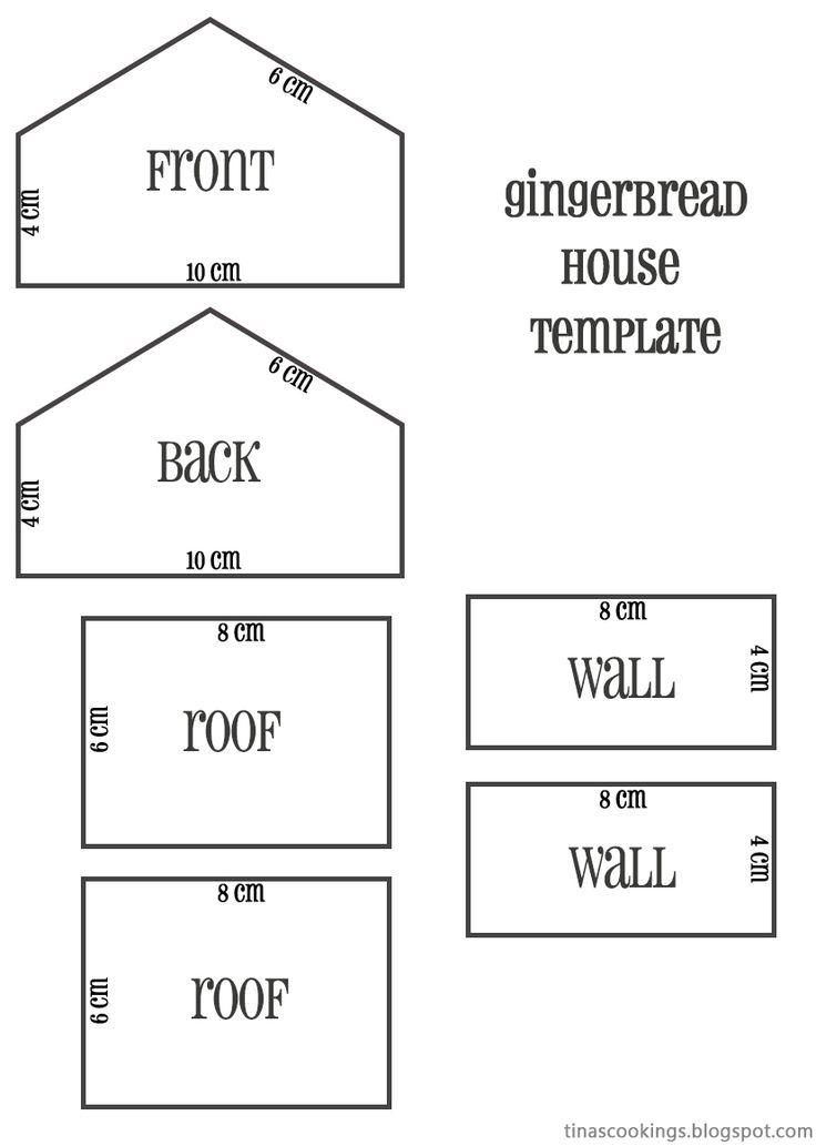 Best 25 gingerbread house template ideas on pinterest image result for gingerbread house template pronofoot35fo Choice Image