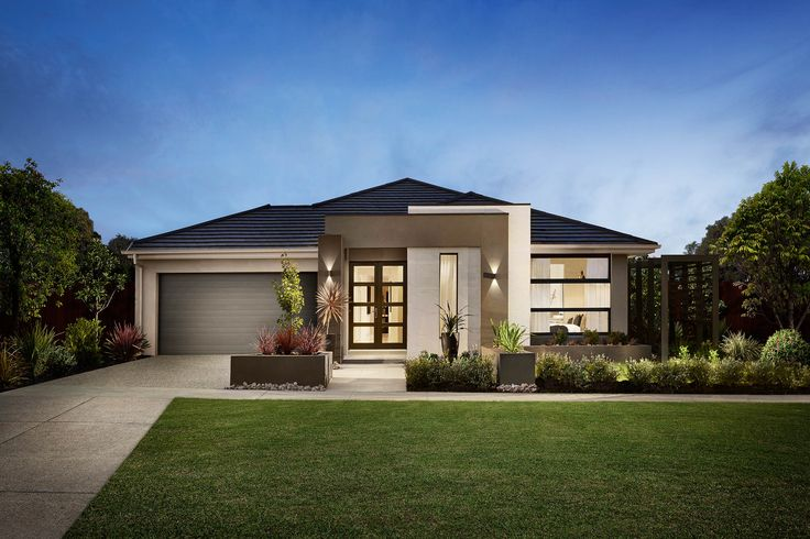Carlisle Homes: Centra Facade - Featured at Rosenthal Estate
