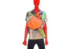 Bluza PUMA pentru femei WN SAIL PRINT SPORT TOP 559730_16 #zorilestore #mysummerstyle