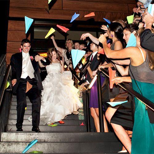 Real Weddings In Bliss