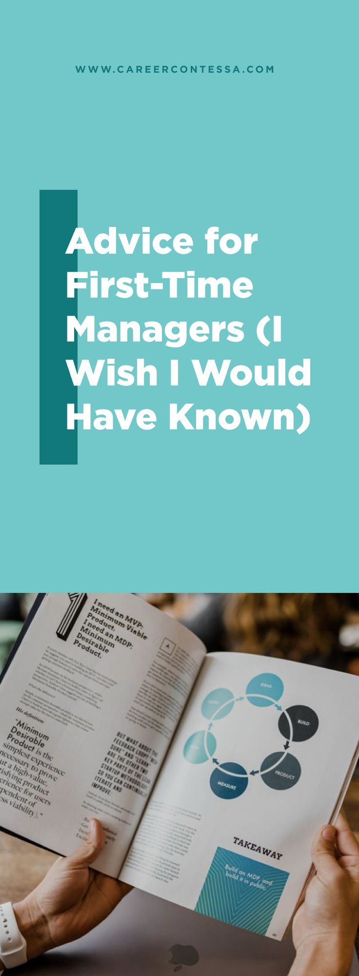 Advice for First-Time Managers (I Wish I Would Have Known)
