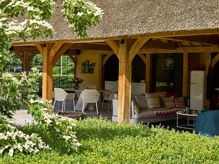 20 beste idee n over overdekte terrassen op pinterest patio decks en tuinoverkapping ontwerpen - Overdekte patio pergola ...
