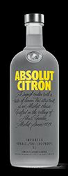 Absolut Citron || White Cosmopolitan