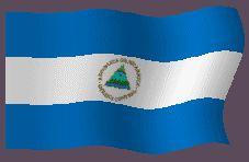 Banderas Animadas de Nicaragua. Bandera Animada de Nicaragua. Dibujo, Ilustraciones e imágenes de las enseña nacional. Representaciones del simbolo nacional. Representación del simbolo del país. Enseña, Blasón o Emblema. Ilustración, dibujos o imagen gif animados de Banderas de Nicaragua. Himno nacional de Nicaragua y Bandera Nacional