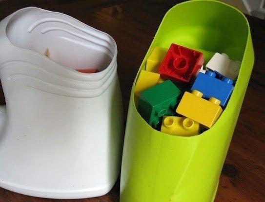 Bien connu Les 25 meilleures idées de la catégorie Bidon plastique sur  WZ47