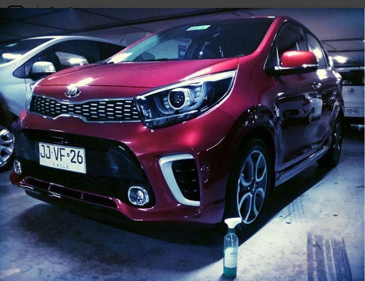 En su lanzamiento Oficial los All-New #Kia Picanto 2018, brillan de manera espectacular gracias a Magic Clean Car y sin utilizar una gota de AGUA #lavasinagua #lavaenseco #lavatuautoenseco