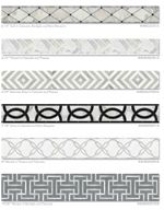 1000 Images About Mosaic Borders On Pinterest