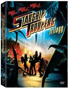 Amazon.com: Starship Troopers Trilogy (Starship Troopers / Starship Troopers 2: Hero of the Federation / Starship Troopers 3: Marauder):  and starship trooper invasion not included in the set.  - movie