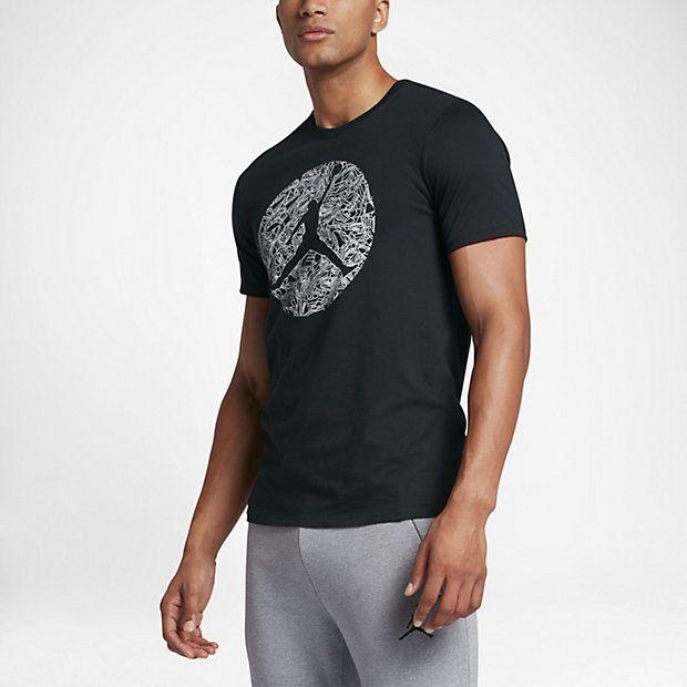 Jordan Dub Zero Laser Men's T-Shirt
