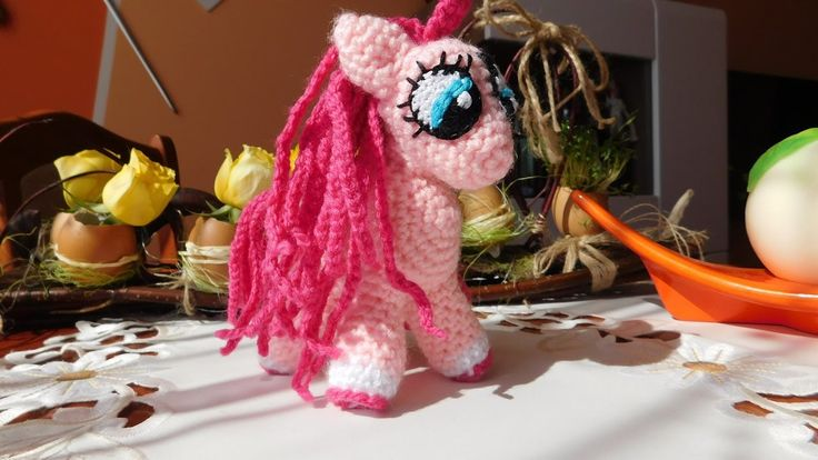 my little pony Pinkie Pie / Ślązaczka Halinka /
