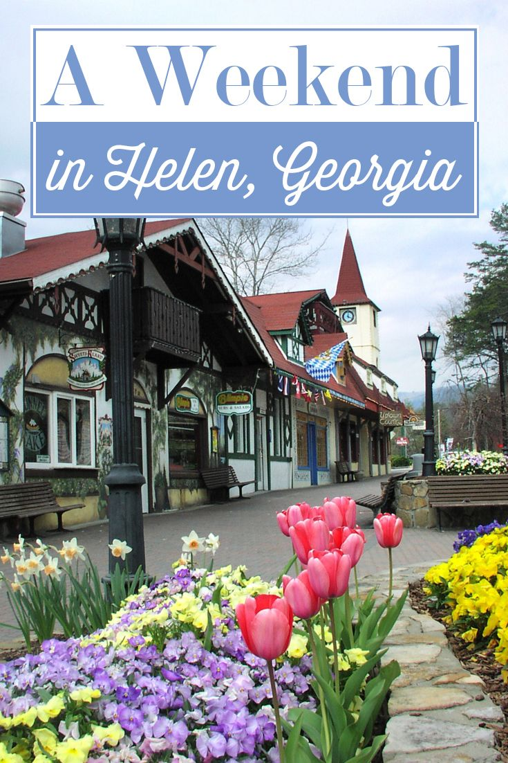 Why We're Packing Our Bags and Heading to Helen, Georgia