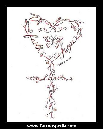 girly in memory tattoos   Girly Tattoo Drawings Girly tattoo designs for