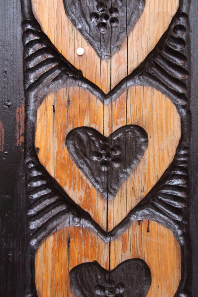 Salzburg 2014 | wood heart