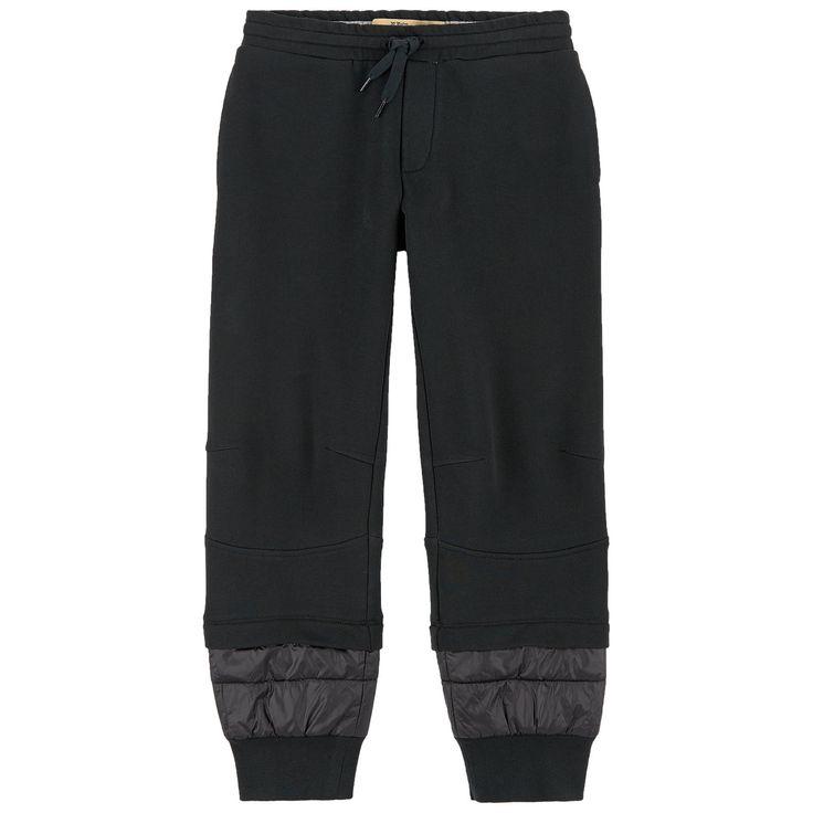 Спортивные брюки с оптической иллюзией