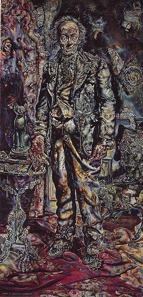 Ivan Albright (1897 –1983)Ivan Albright (1897 – 1983)