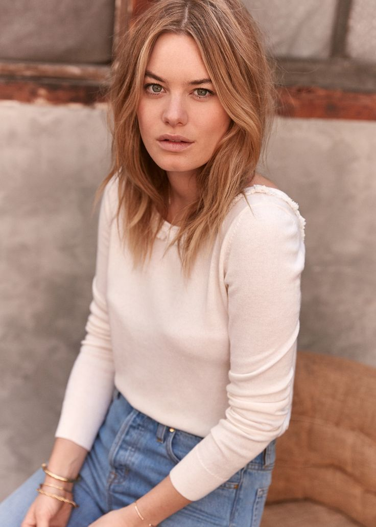Everyone's favorite Parisian label, Sézane, has launched some gorgeous new pieces for spring, and as always, they're selling like hotcakes. French supermodel Camille Rowe stars in the new look book which includes the most gorgeous leather jacket and sexy oversized knits. Below, find some of my favorite styles and explore all Sézane's new releases here. Let's keep in touch!  Bloglovin / Instagram / Twitter / Tumblr / Facebook / Pinterest YOU …