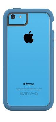 Griffin iPhone 5C Case Basic Color Separates - Blue / Clear