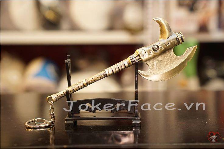 Vũ khí DotA 2. Joker Face Shop Shop manga-anime hà nội chuyên mô hình one piece, mô hình naruto, mô hình date a live, phụ kiện tokyo ghoul, mô hình fairy tail, mô hình bleach, mô hình miku, nendoroid, figure chibi, phụ kiện manga-anime
