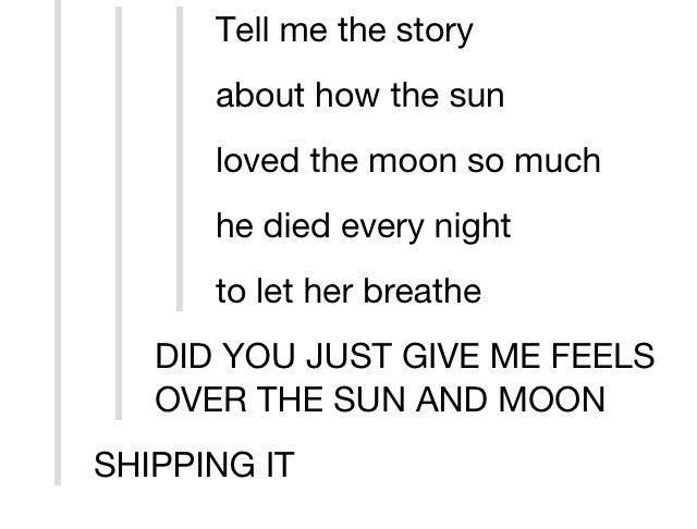Haha give a fangirl any two individuals, living or otherwise, they will ship it. :) NO BUT SERIOUSLY THIS. I SHIP IT.