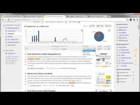 Erfolg einer Pressemitteilung analysieren mit dem Echobot