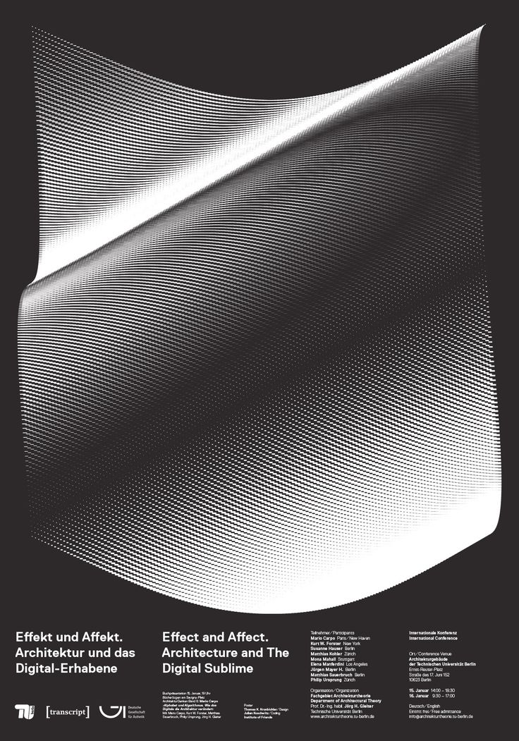 A selection of very nice Posters from award winning design studio Mut