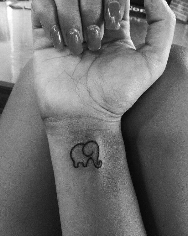 I really freaking love elephants