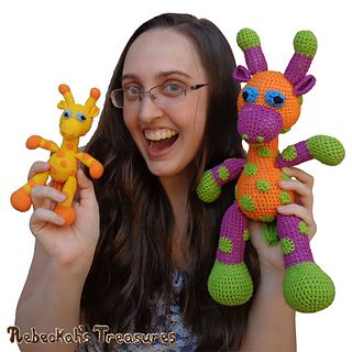 Who doesn't love a fun amigurumi, right? Join us for 3-week long, 6-part (multilanguages) pattern, 11-part video, adventure as we begin crocheting this Outstanding Otis Giraffe CAL!